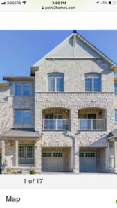 Amazing Value in Ajax.   3 Bedroom Freehold Townhouse