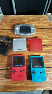 Selling some older game consoles