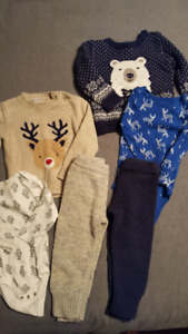 12-18 Month Knit Outfits for Boy