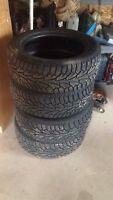 Hankook winter tire 205/55/16