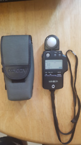 Minolta Autometer IV-F Light Meter