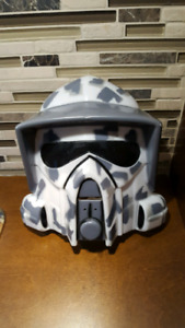 Star Wars The Clone Wars Arf Trooper Mask Halloween COSPlay