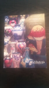 20th Century Decorative Arts including Moorcroft Pottery