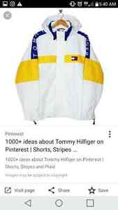Wanted! 1990s tommy hilfiger apparel Cambridge Kitchener Area image 1