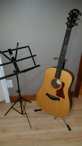 Baby Taylor acustic package 500 obo