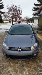 2012 Volkswagen Golf highline Wagon $19,500 OBO
