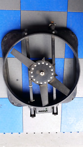 Electric fan for FOX body mustang needs repair