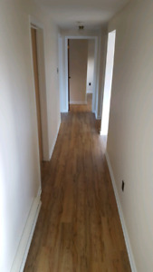 Two bedroom ground floor apartment