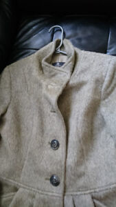 Luxury Coat made of Peruvian Alpaca Wool