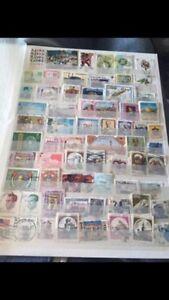 Collection de timbre !!