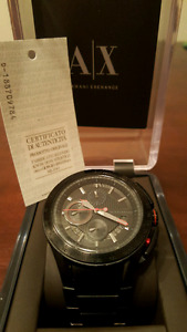 Armani Exchange men's watch by Giorgio Armani