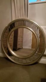 Next Juliette Large Round Mirror