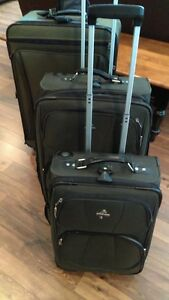 Atlantic 3 Piece Luggage Set