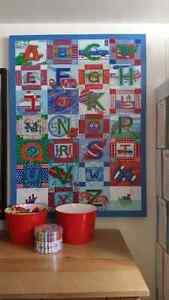 Alphabet Art!