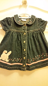 5 Beautiful Baby Girl Dress EASTER,SPRING/SUMMER 6-12Mts