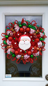 Beautiful Handcrafted Christmas Wreaths