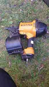 Ridgid stick nailer and bostitch coil nailer and router Kitchener / Waterloo Kitchener Area image 3