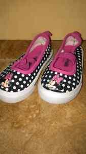 Souliers pour fillette Minnie Mouse
