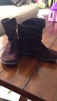 Smart set boots kids size 12