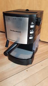 Machine à café espresso Hamilton Beach