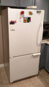 Kenmore Fridge and Oven Range (Stove)