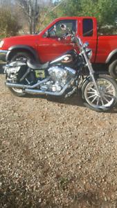 2005 Harley Davidson Dyna Super Glide Custom