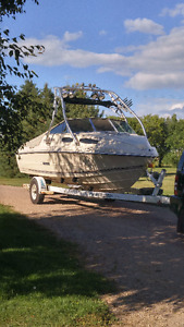 Awesome 20 Foot Sting ray Boat For Sale.