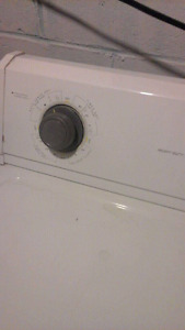 5 year old dryer