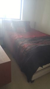 Furnished room for rent  Bathurst and Finch.  800 incl.