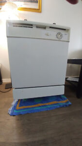 Good quality running condition Whirlpool Dishwasher