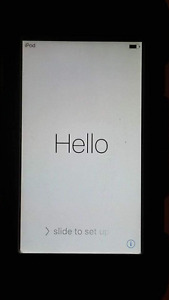 IPOD 5 NOIR 32GB   : 120$