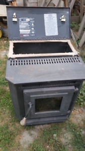 England Store Works Pellet Stove