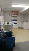 Immediately. Large 1BD, Furnished, Everything Included!