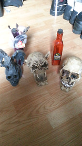 Skulls and others stuff