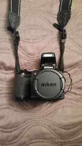 Nikon Coolpix L120, 120obo! Used a couple of times, still in box