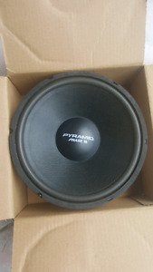 Pyramid Phase 3 Speaker Woofer
