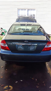 Reduced! 2002 Toyota Camry Excellent Shape
