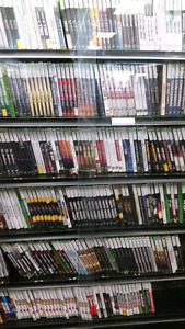 Video Games Starting at $5 Each!!