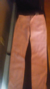 Pink guess jeans 27 inch whist