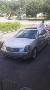 Cadillac cts 2007 3.6 L v6