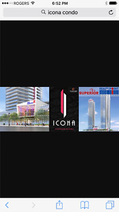 Icona south tower units available