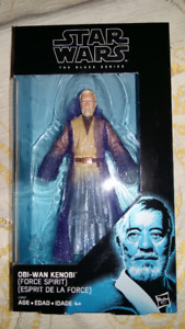 STAR WARS-figurine BLACK SERIES 6 pouces OBI WAN KENOBI
