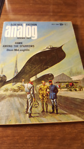 SCIENCE FICTION ANALOG JULY 1968