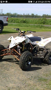 07 ltr 450 with papers