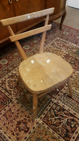 CHARITY - Barn Find: Vintage Ercol Childrens Chair