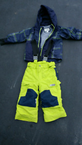 Children's (boys) snow suits sizes (2) & (3)
