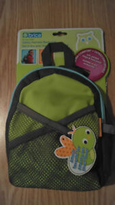 Backpack with safety harness-Toddler
