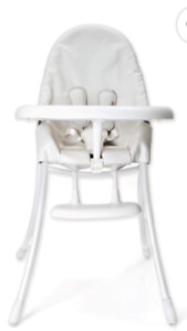 (Second hand) Bloom - Nano - Urban high chair in coconut white.
