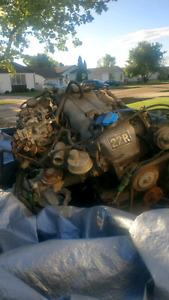 Parts 22R engine