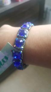 1928 Fashion Jewelry stretch bracelet